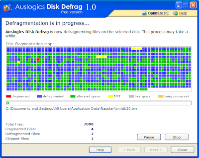 auslogics-disk-defrag Auslogics Disk Defrag 1.5.22.345