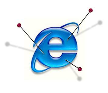 internet-explorer-logo-with-pins Deixe o Internet Explorer mais rápido e mude seu ícone!