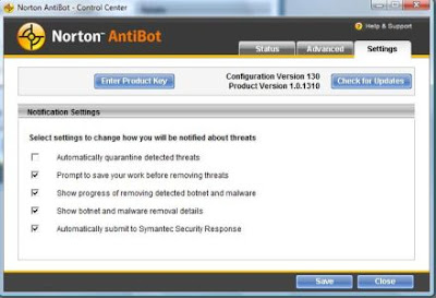 norton-antibot-settings Norton AntiBot 1.1.851.255