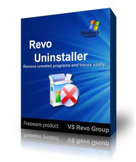 revo Revo Uninstaller1.83
