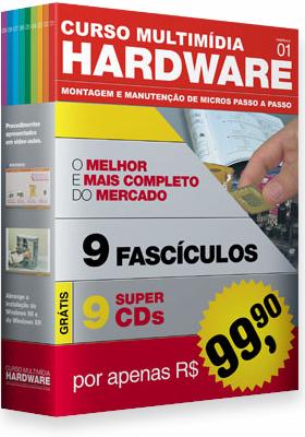 capa Curso Multimídia de Hardware Link novo.
