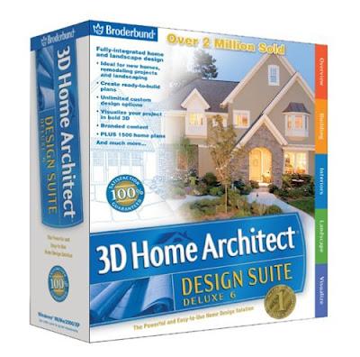 1 3D Home Architect Design Deluxe 8 (Full ISO)
