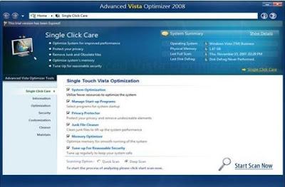 1 Advanced Vista Optimizer 2009 3.5