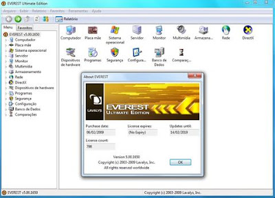 sshot-1 EVEREST 5.00 Build 1650 - Final