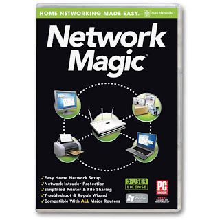 Network Magic Pro Edition 5.5.9118.2 Multilanguage