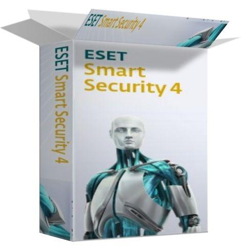 Eset Smart Security - полноценная система безопасности от компании Eset, об