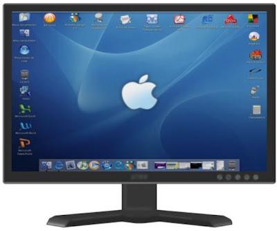erds Transforme seu XP em um Mac OS X