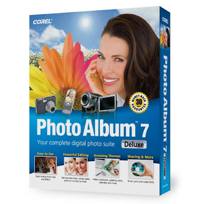 208930998 Corel Photo Album v7.00 Deluxe (Imperdível)