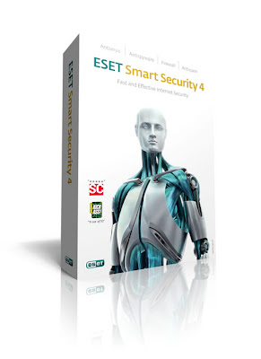 esetsmartsecurity4box50 ESET Smart Security 4.0.424 (32 & 64 bits)