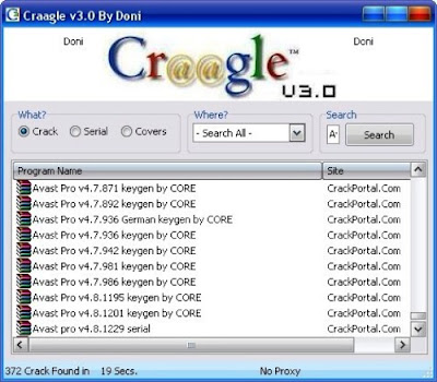 Craagle 3.0 Final download baixar torrent