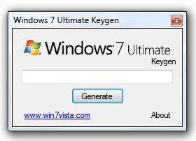 sshot 1 Ative   Windows 7 Keygen