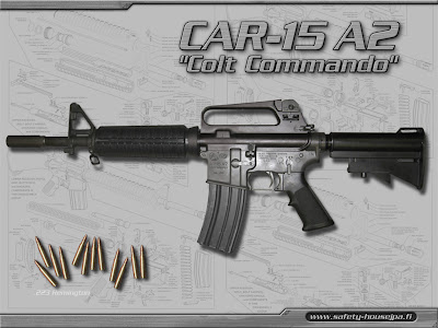 COLT CAR15A2 Wallpaper
