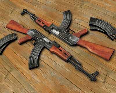 AK-47 Wallpaper