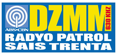 DZMM Radyo Patrol Sais-Trenta 630 kHz Metro Manila