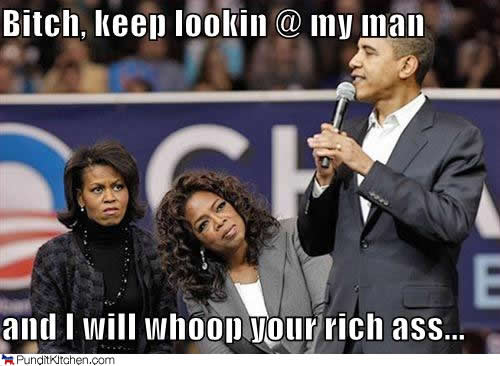 oprah michelle whoop at him bitch