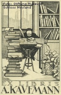 Exlibris A. Kaufmann
