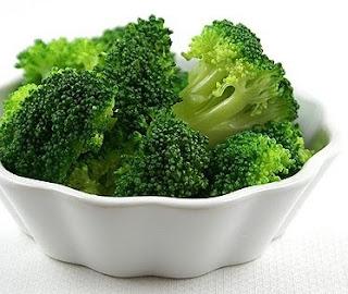 Brokoli Mentah