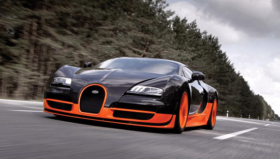 Bugatti Veyron Super Sport vs Bugatti Veyron eHow