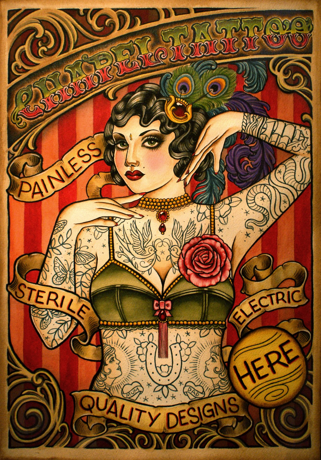 Rachel Brice Tattoo additionally 20 Old School Fonts For Creating Vintage Sign Art furthermore Carnival Circus likewise Fun Express Carnival Bottle Labels additionally How To Create Vintage Circus Poster. on old fashioned carnival font