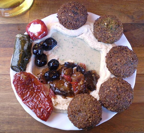 tasty trix: paging dr. falafel! world cuisine in vienna; plus, i