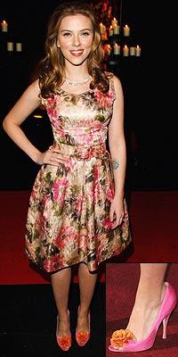 celebrity stock photos - Scarlett Johansson