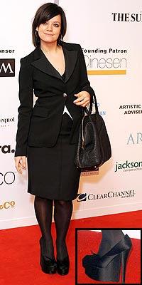 celebrity stock photos - Lilly Allen