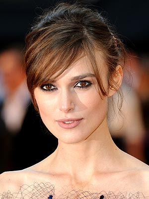 celebrity stock photos - Keira Knightley