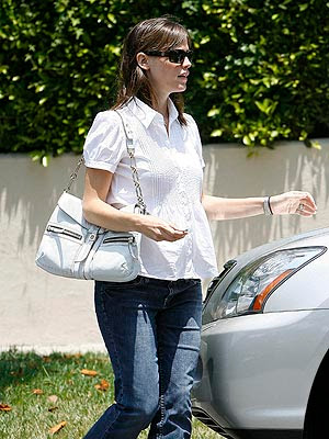 celebrity stock photos - Jennifer Garner