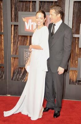 Angelina Jolie -Brad Pitt