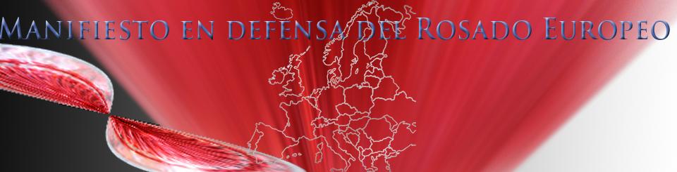 Manifiesto por la Defensa del Rosado Europeo