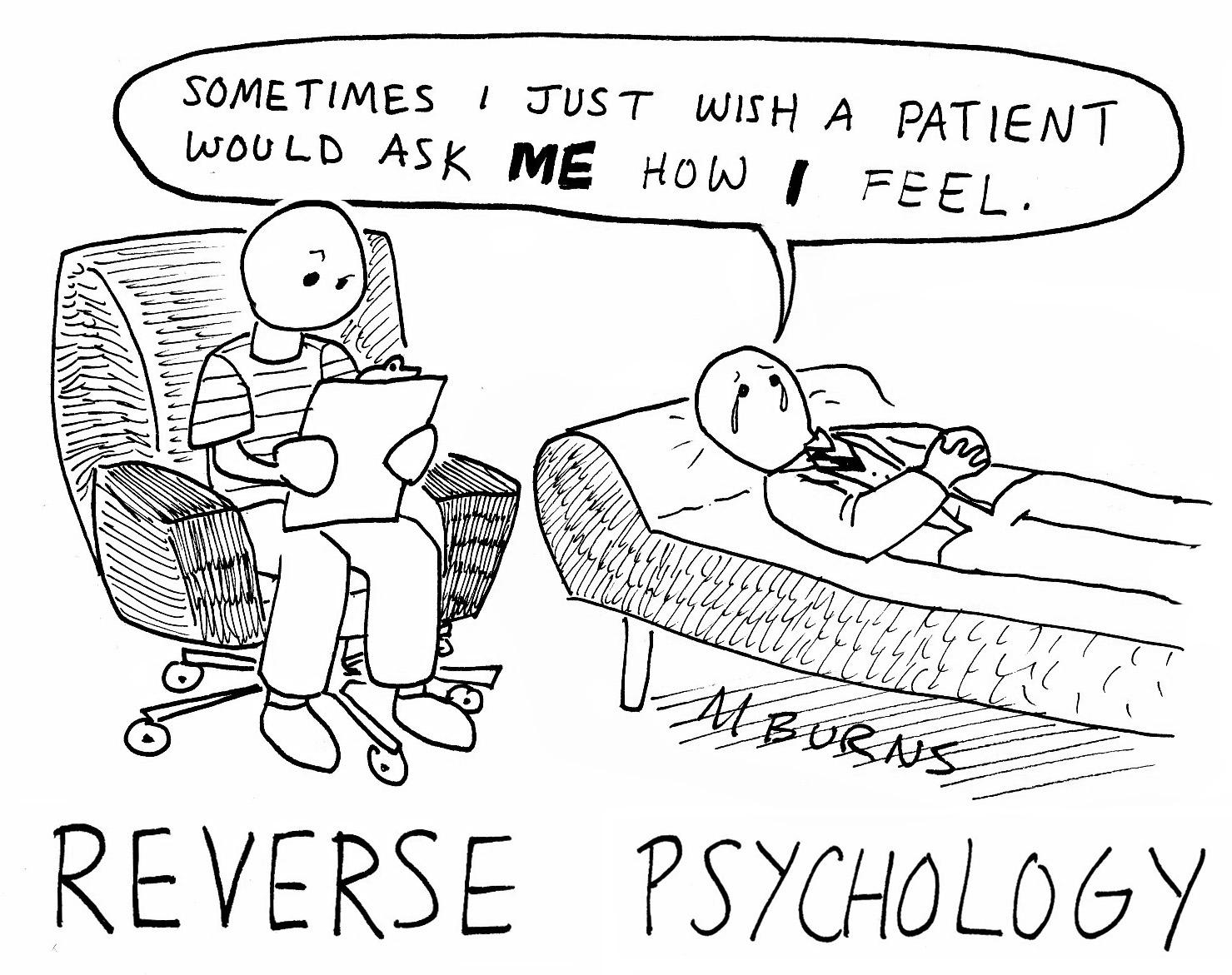 Reverse Psychology Quotes. QuotesGram