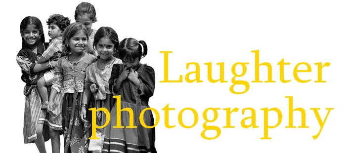 laughter photography