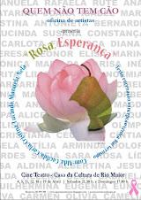 """Peça de Teatro """"Rosa Esperança"""""""