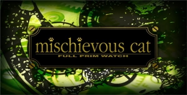 mischievousCat Watch & Accessary