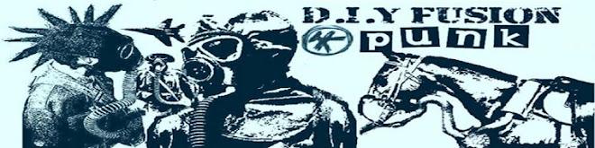 D.I.Y.FUSION ANARKOPUNK EN TODAS PARTES
