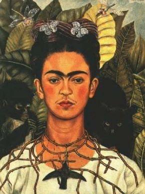 Frida Kahlo (1907 -1954)