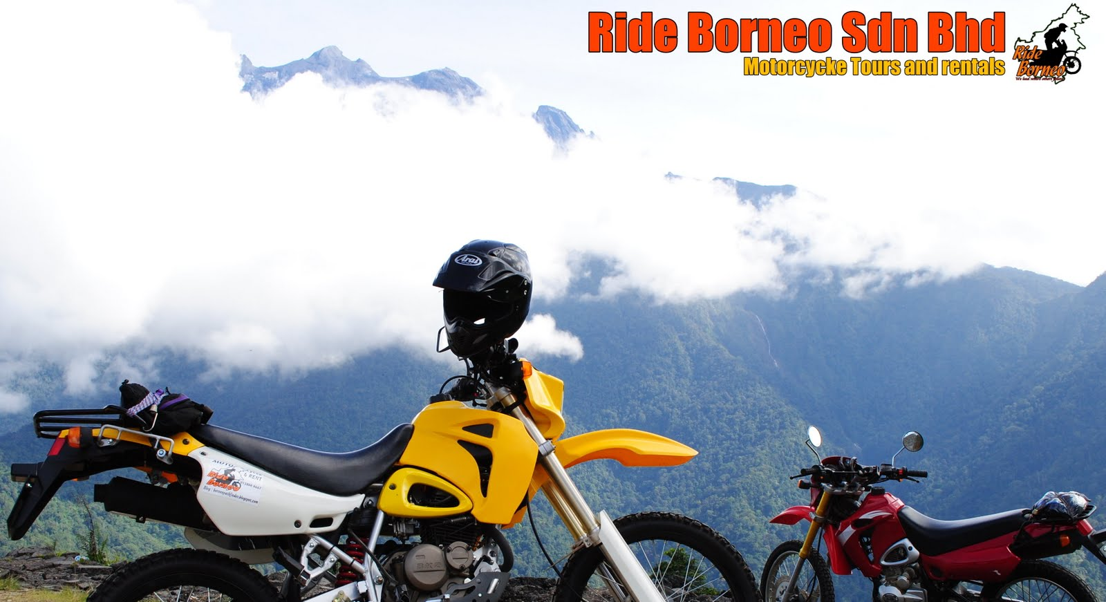 Motorcycle rentals ride borneo motorcycle rentals Motor cycle rentals