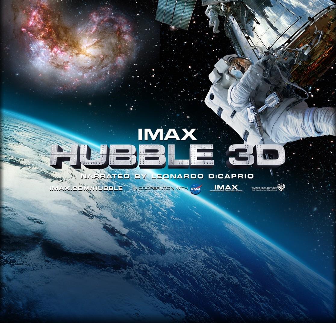Скачать тв телескоп хаббл в 3d  imax hubble 3d