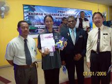 Naib Johan Tokoh Nilam Negeri Perak 2009 /2010
