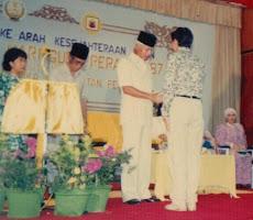 Pemenang Hadiah Sastera Hari Guru Perak 1987