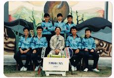 Guru Penasihat Pasukan Badminton 1987