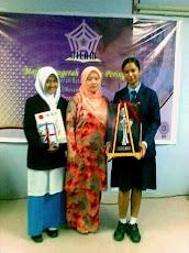 Tokoh Nilam Daerah Batang Padang 2009