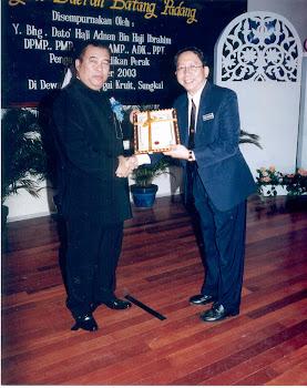 Penerima Anugerah Perkhidmatan Cemerlang 2002
