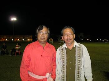 Deklamator Sajak Malam Puisi Riong - UPSI 2010