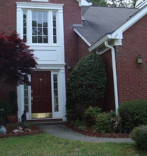 Your Home and Color Coach: Brick House Trim, Door, and Roof Colors ...