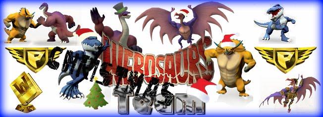 Flydosaurus's Webosaurs Team