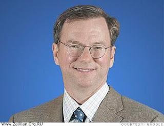 2001年:埃里克·施密特出任CEO
