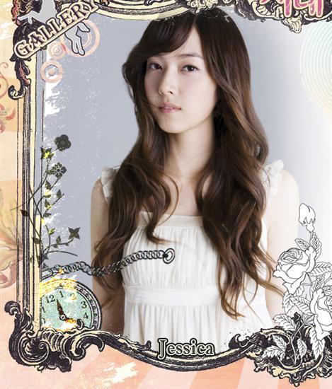 Girls' Generation Beautiful Member Jessica Jung Su-yeon