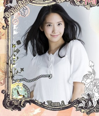 yoona girls generation pictures. Stage Name: YoonA