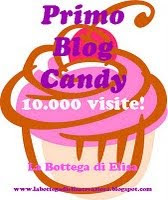 "Blog Candy ""la bottega di Elisa"""